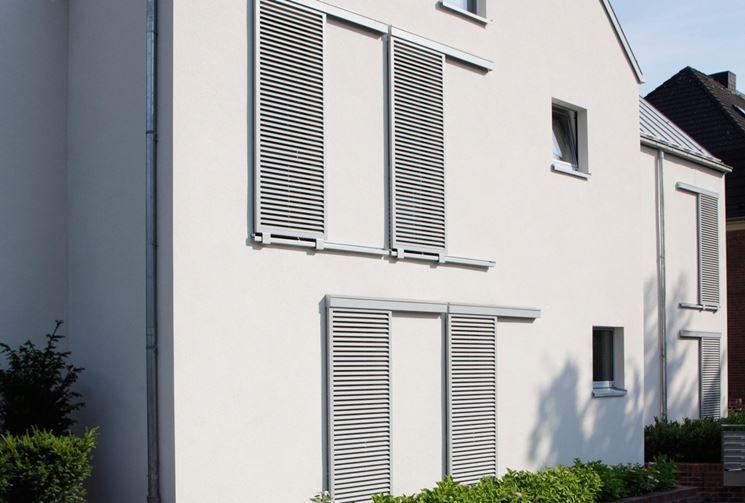 Persiane scorrevoli finestre lucernari vantaggi delle - Persiane per finestre scorrevoli ...
