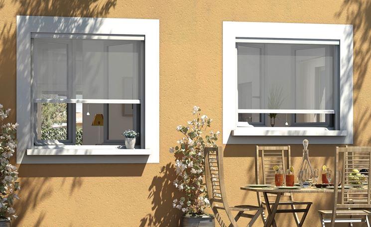 zanzariere finestre