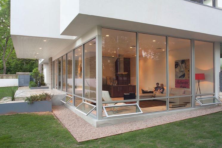 Infissi a risparmio energetico infissi casa tipi di - Risparmio energetico casa ...