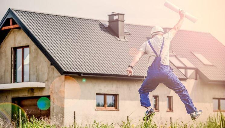 Costruzione unità immobiliare