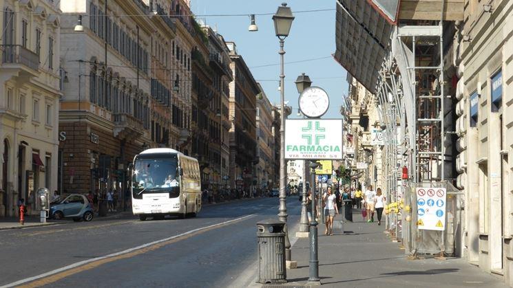 porzione di microzona a Roma