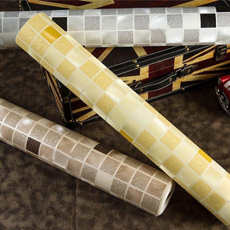 Mattonelle adesive mosaici e mattonelle mattonelle for Piastrelle in pvc adesive