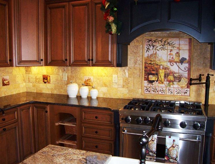 Mattonelle cucina mosaici e mattonelle for Adesivi mattonelle cucina