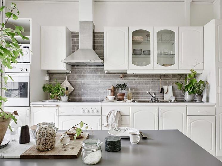 Mattonelle cucina - Mosaici e mattonelle