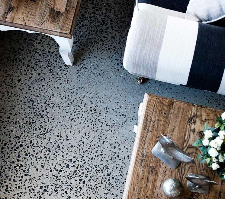 Mattonelle graniglia - Mosaici e mattonelle - Mattonelle in graniglia
