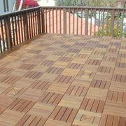Esempio di mattonelle per balconi