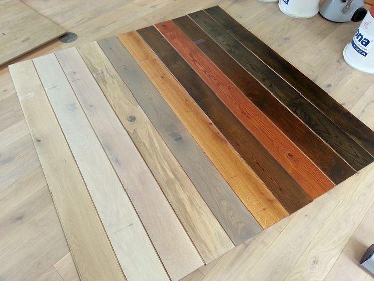 Colori parquet pavimenti in parquet tipologie parquet for Parquet ikea colori