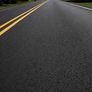 Manto stradale in asfalto