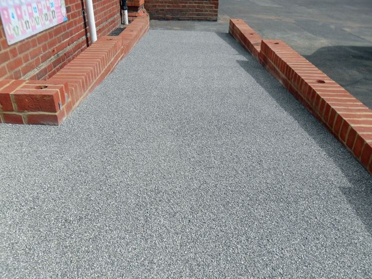 I pavimenti in resina pavimenti per esterni varie tipologie di pavimenti in resina - Resine per terrazzi esterni ...