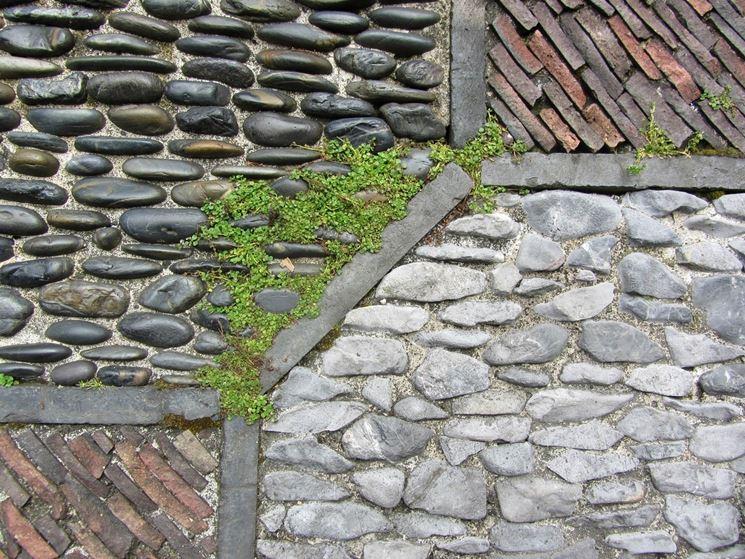 Pavimentazione Drenante Da Giardino : Pavimentazione giardino pavimenti per esterni consigli per