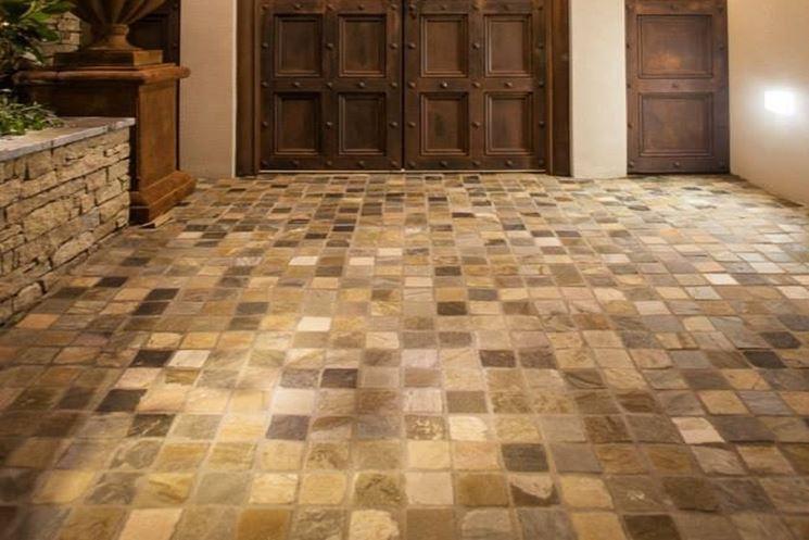 Pavimenti in porfido - Pavimenti per esterni - Pavimento pietra