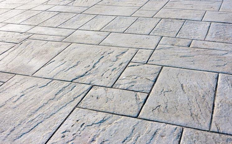 Pavimenti per esterni carrabili - Pavimenti per esterni - Modelli di pavimenti per esterno carrabile