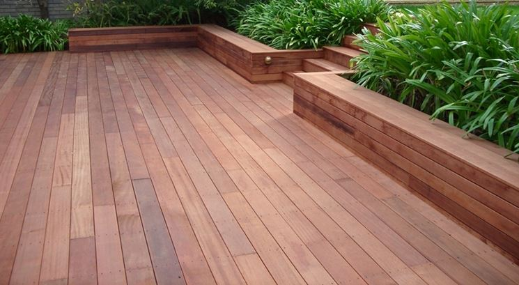 Pavimenti per giardini - Pavimenti per esterni - Pavimentazione giardino