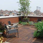Pavimenti per esterni per il terrazzo