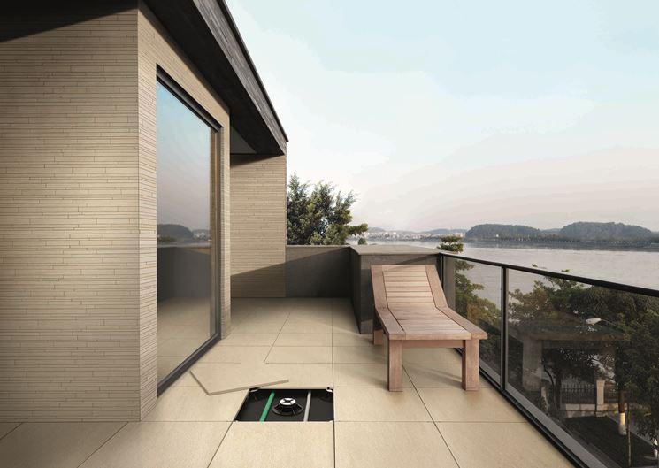 Pavimenti sopraelevati per esterni pavimenti per esterni - Pavimenti galleggianti per esterni ...