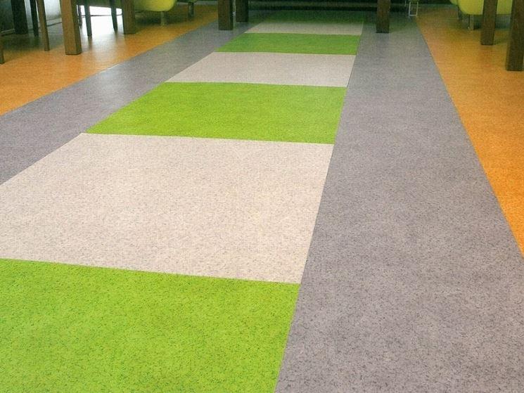 pavimento pvc