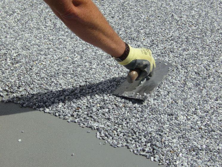 Resine Per Pavimenti Esterni Pavimenti Per Esterni Materiale