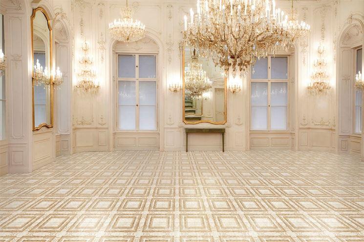 Le ceramiche per pavimenti pavimento per la casa for Casa per la costruzione