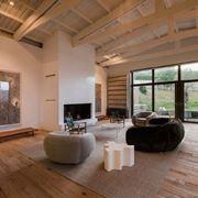 Pavimento in legno moderno