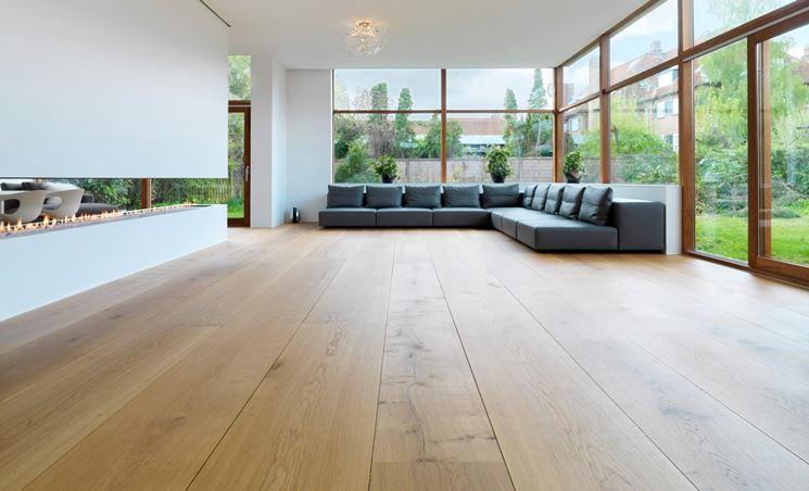 Venature pavimenti in legno