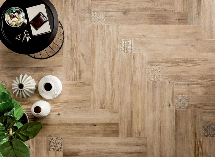 Installazione dei pavimenti in legno