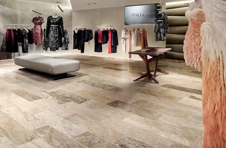 Pavimenti interni gres porcellanato pavimento per la for Case interne