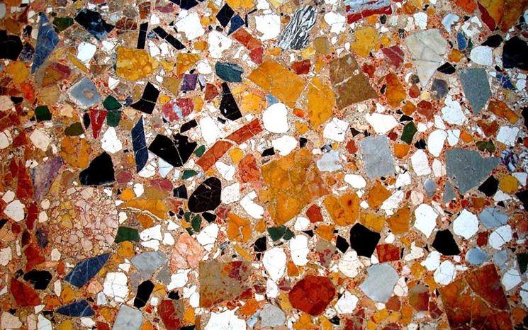 Esempio di pavimenti palladiana