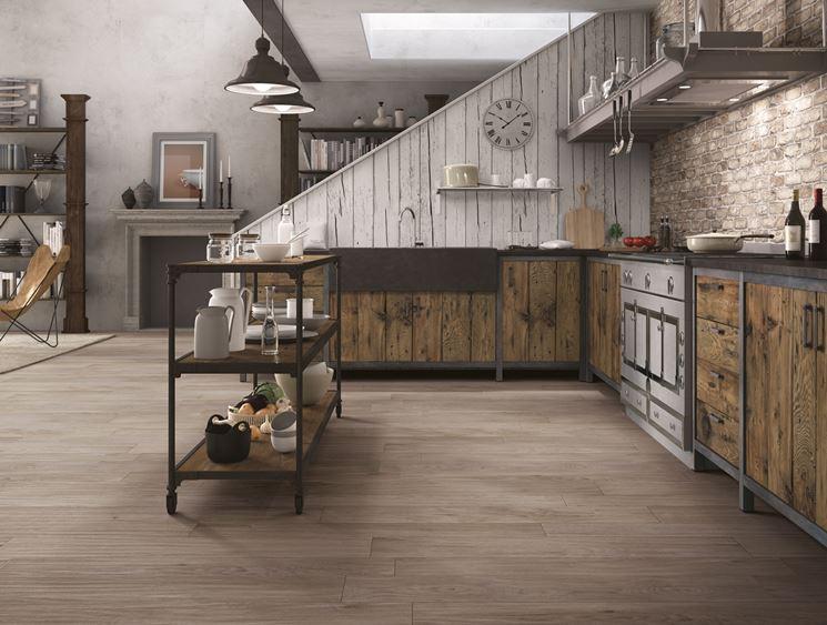 Pavimento cucina   pavimento per la casa   scegliere il pavimento ...