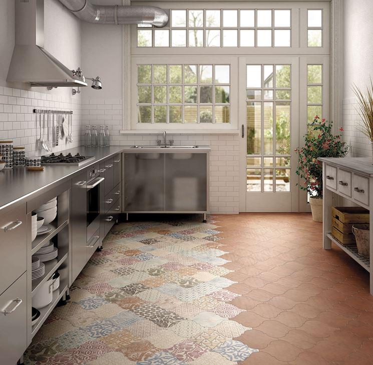 Pavimento cucina pavimento per la casa scegliere il for Pavimenti da cucina moderna