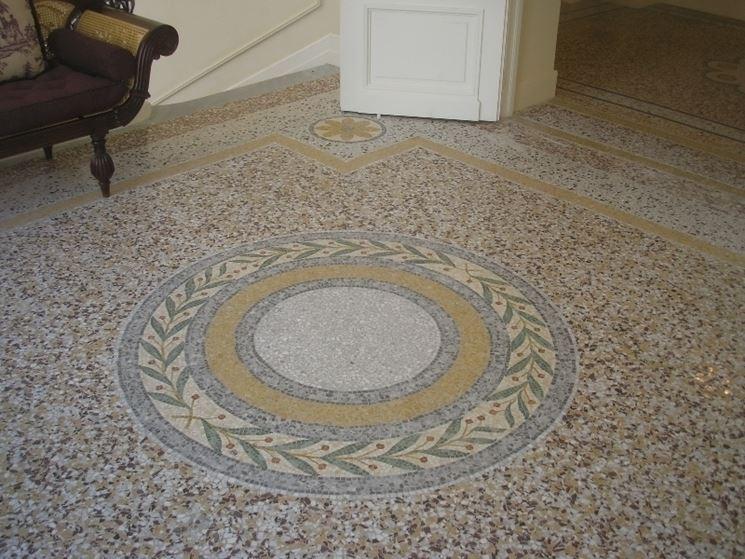 Pavimento in graniglia pavimento per la casa caratteristiche pavimento in graniglia - Pavimento per casa ...