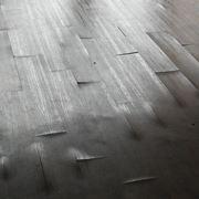 Un pavimento usurato