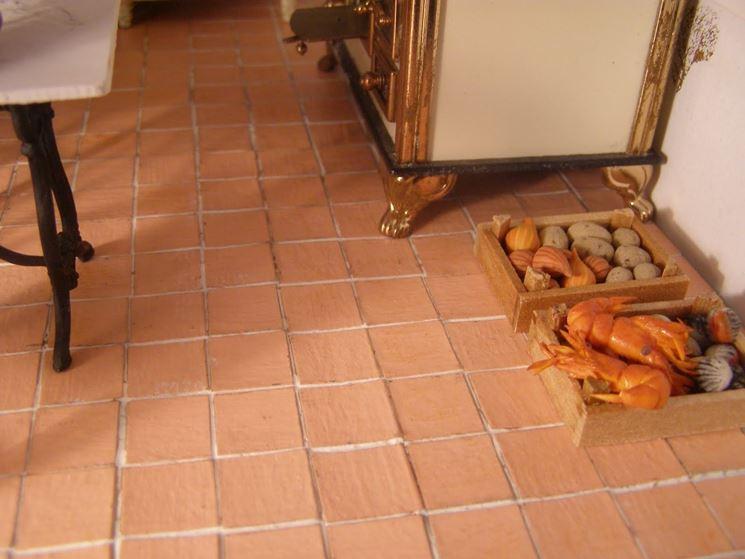 pavimento in cotto