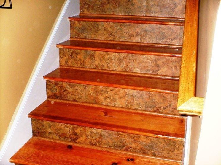 Rivestimenti scale interne pavimento per la casa - Rivestimenti per scale interne ...