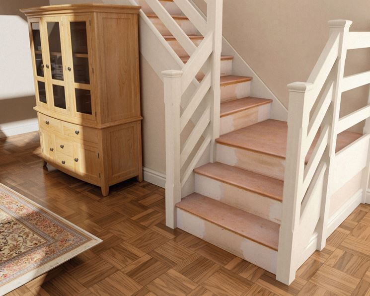 Rivestimenti scale interne pavimento per la casa rivestimento scala - Rivestimenti scale interne in legno ...