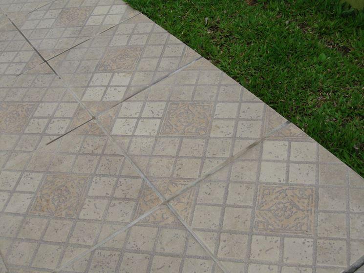 Effetti del gres porcellanato e prezzi piastrelle per casa for Costo del solarium per piede quadrato