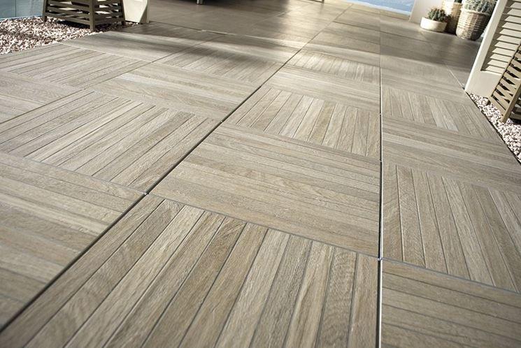 Gres porcellanato effetto parquet piastrelle per casa pavimento grs porcellanato effeto parquet - Piastrelle gres effetto legno prezzi ...
