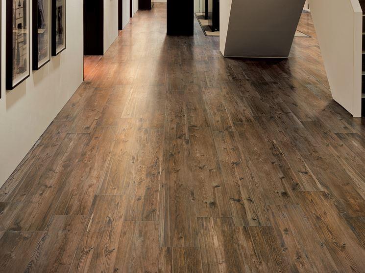 Pavimenti gres porcellanato effetto legno piastrelle per for Piastrelle ceramica finto legno