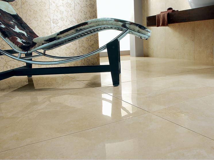 Pavimenti in ceramica per il bagno