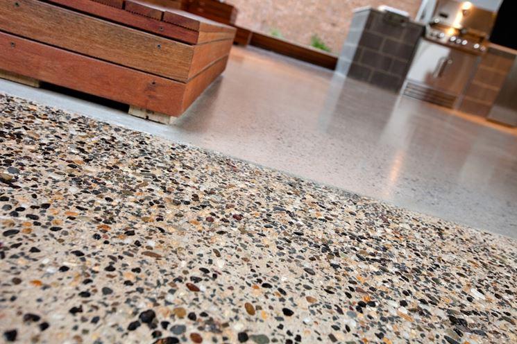 Forum pavimento in graniglia - Piastrelle 10x10 sale e pepe ...