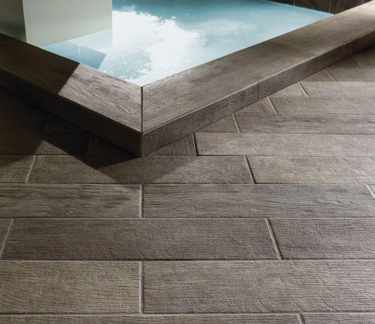 Pavimenti in gres porcellanato effetto legno piastrelle - Gres porcellanato effetto legno da esterno ...
