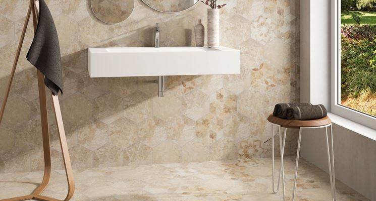 Pavimenti in gres porcellanato piastrelle per casa vantaggi dei pavimenti in gres porcellanato - Piastrelle bagno gres porcellanato ...