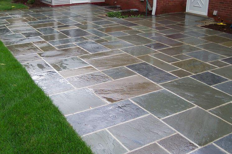 Pavimenti In Cemento Per Esterno : Pavimenti per esterni in cemento piastrelle per casa pavimenti