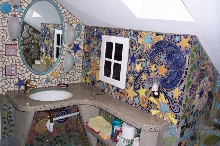 Posa mosaico piastrelle per casa come posare le piastrelle mosaico - Posa piastrelle mosaico ...