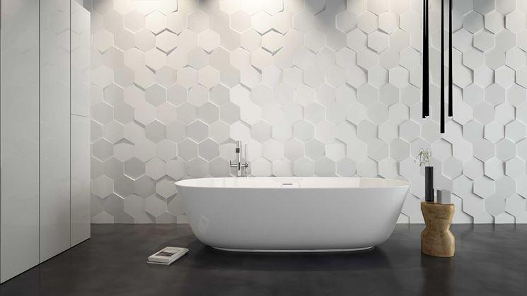 piastrelle per bagno moderno