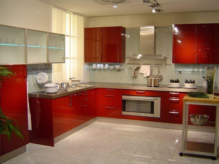 Piastrelle cucina moderna rivestimenti modelli piastrelle cucina