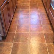 Pavimento di ceramica per cucina