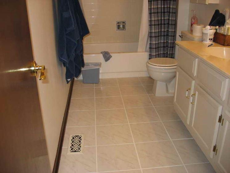 Pavimento bagno