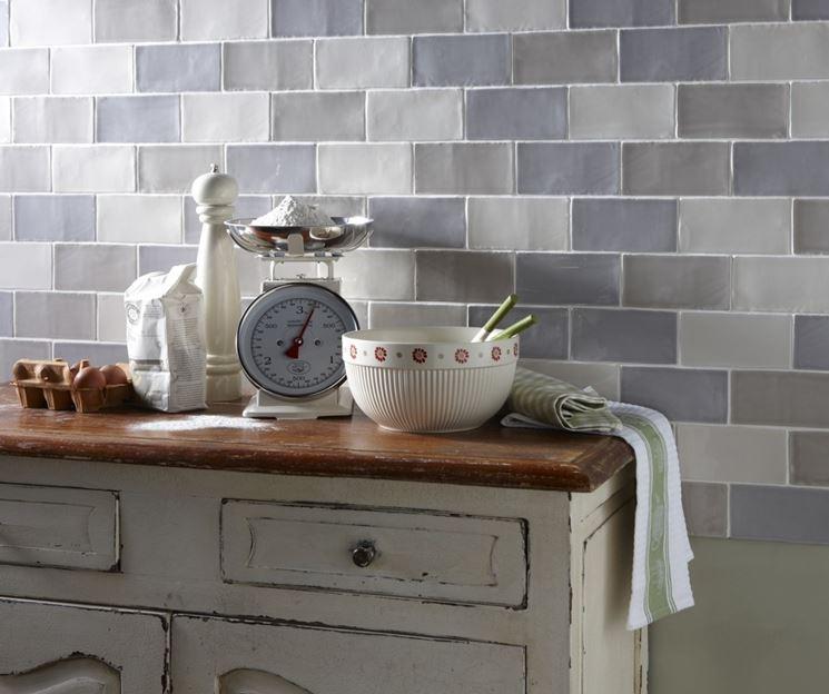 piastrelle per cucina elios ceramica i ciottoli 10x10. mosaico 10x10 ...