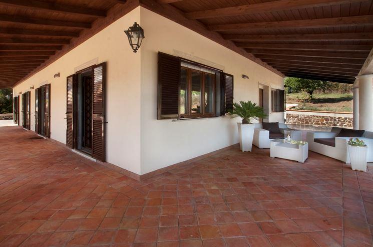 Piastrelle per esterni rivestimenti rivestimenti per pavimenti esterni - Piastrelle per balconi ...