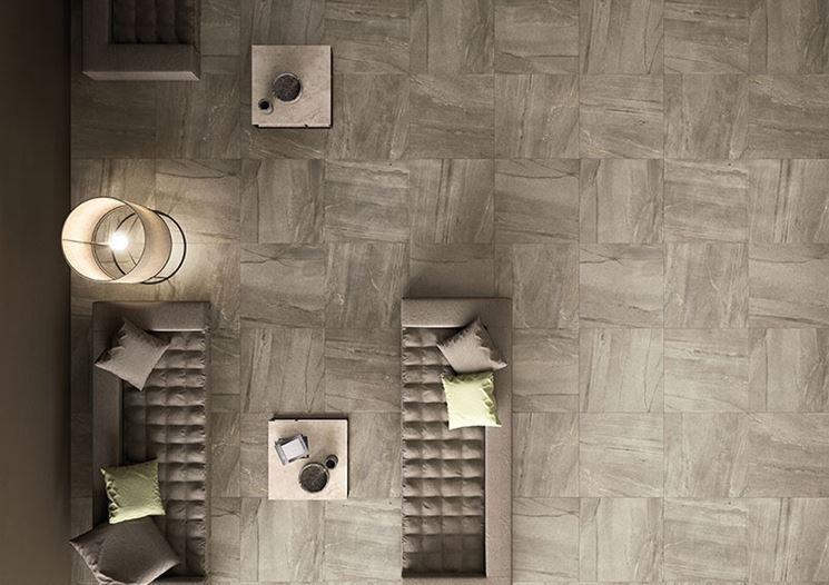 Piastrelle in resina per pavimenti. fabulous in resina di terrazzi e